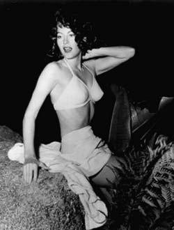 Ava Gardner fotos desnuda